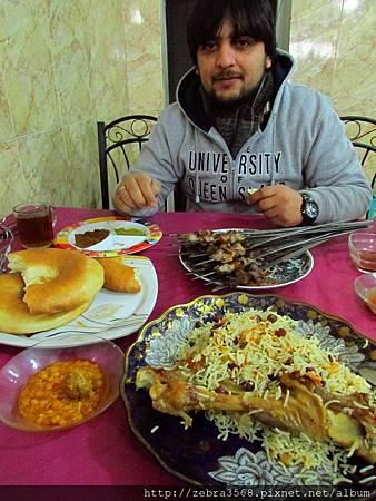 Bashir和午餐
