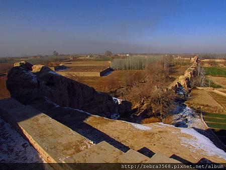 巴爾赫古城城牆
