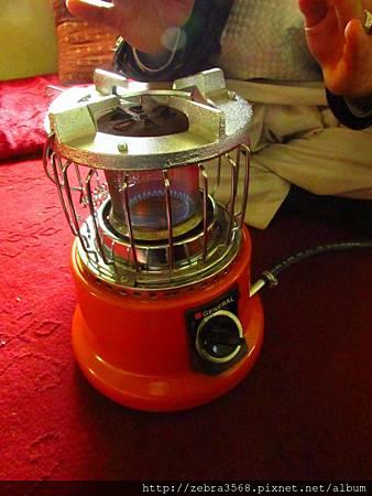 瓦斯加熱器