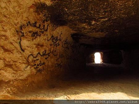 Takht e Rustam遺跡洞穴