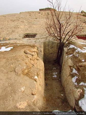 Takht e Rustam遺跡地下水槽