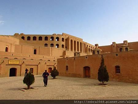 赫拉特古城城堡