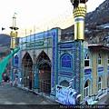 奇歐亞特的山中清真寺