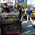 巴博爾街景 - 香水攤