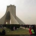 Azadi塔 - 自由紀念塔