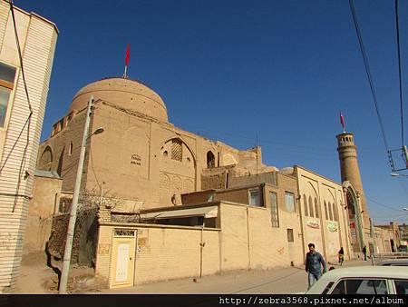 卡尚Masjid-e Jama