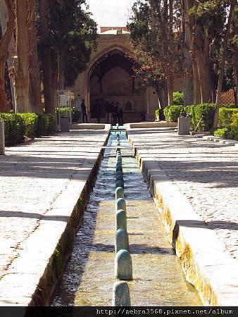 Fin Garden水道