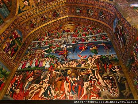 Vank Cathedral壁畫