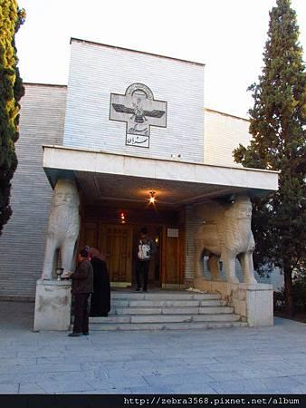 Zoroastrianism教堂