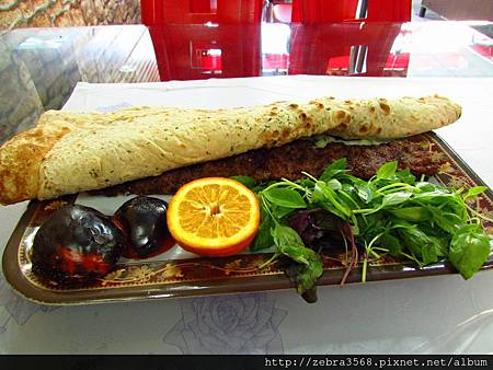 大不里士的土耳其美食