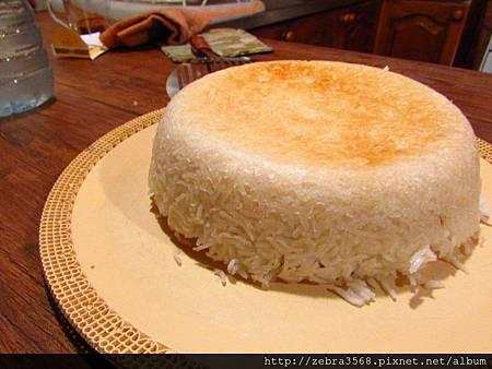 伊朗人最愛吃的米鍋巴