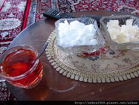 方糖和傳統糖