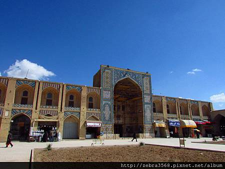 Ganjali Khan Square