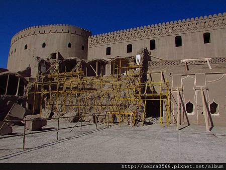 Bam - 巴姆古城側門