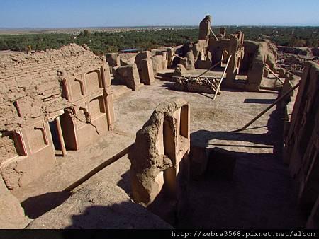 Bam - 巴姆古城城堡