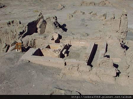 Bam - 巴姆古城皇宮Hammon