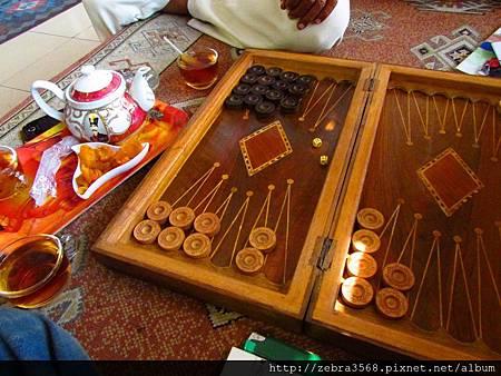 Takht-e Nard - 經典伊朗遊戲
