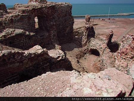 Hormuz Island - 葡萄牙海堡