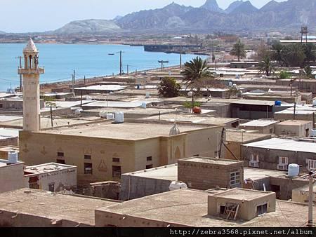 Hormuz Island - 村莊