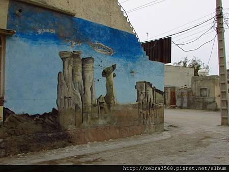 Qeshm Island - 壁畫