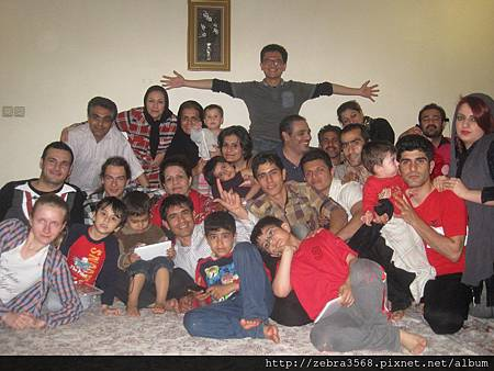 Mohsen一家人