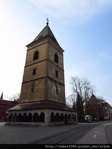 Kosice鐘樓