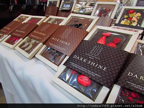 巧克力展覽會