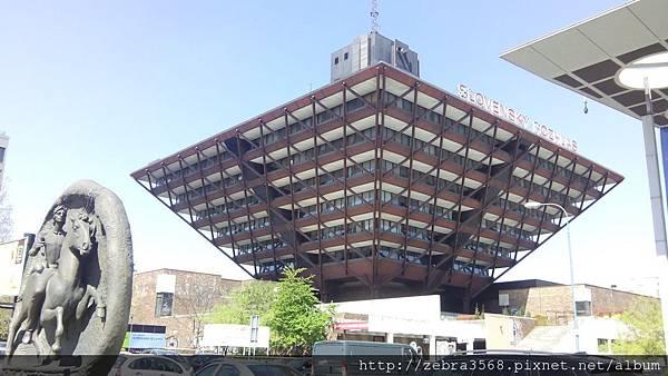 蘇聯時期的廣播塔