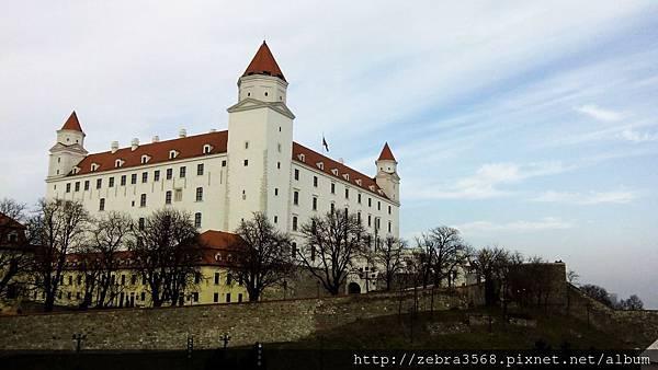 布拉提斯拉瓦城堡