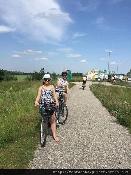 Bike to Austria