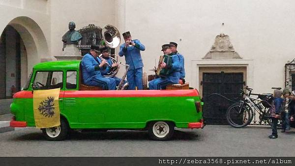 Random Music Band in Bratislava