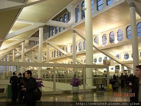 廈門機場內部
