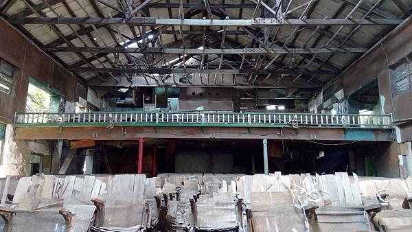 西螺戲院內部