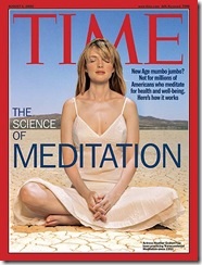 TIME THE SCIENCE OF MEDITATION
