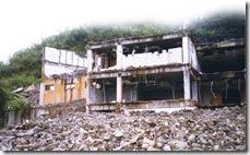 被政府違法拆除的明安寺