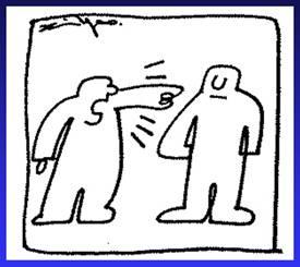 吵架需要兩個人,停止吵架只需要一個人。