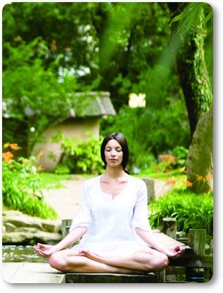 意識與潛在 意識歸零的時候,靈感才會跑出來,這「靈感」就是智慧。