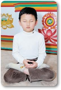 兒童禪定訓練
