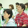 2012暑期教師生命智慧禪定營_老師們輕鬆又專注的神情
