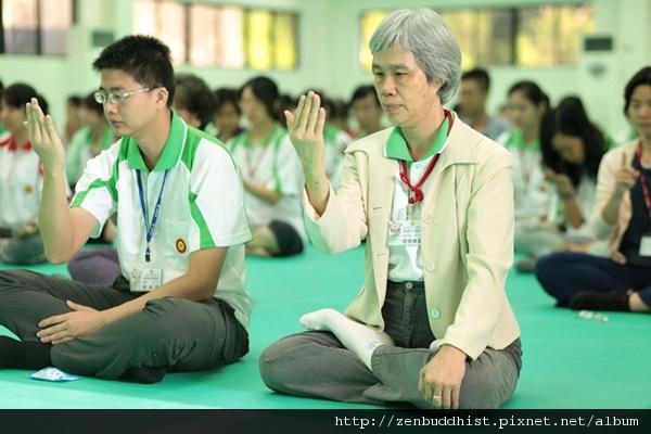 2012暑期教師生命智慧禪定營_禪坐基本功:專注力訓練