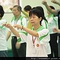 2012暑期教師生命智慧禪定營_甩手通脈也可讓氣血運行