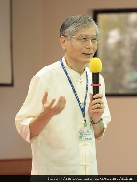 2012暑期教師生命智慧禪定營_晨間禪時間