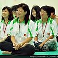 2012暑期教師生命智慧禪定營_生動的形容,不禁讓老師們會心一笑