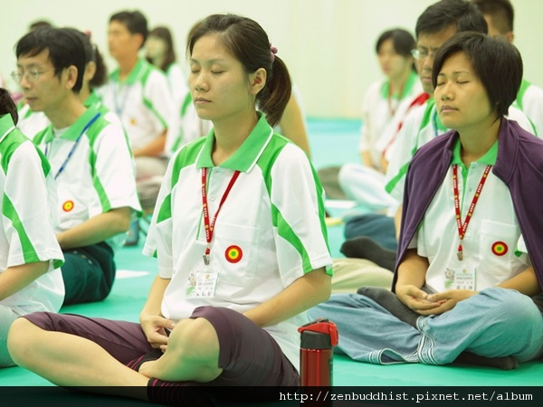 2012暑期教師生命智慧禪定營_在定中,紓解壓力與消除憂鬱