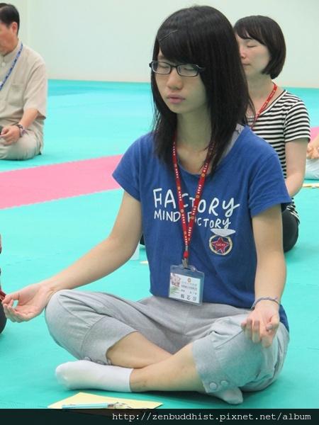 2012暑期教師生命智慧禪定營_在定中,強化大腦功能