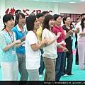 2012暑期教師生命智慧禪定營_老師們的笑容,是放鬆壓力的第一步