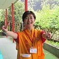 2012暑期教師生命智慧禪定營_笑容十足甜美又有朝氣