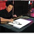 創新質感的節目:禪宗傳承沙畫表演