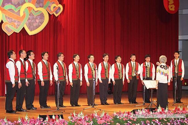 演出者:印心合唱團