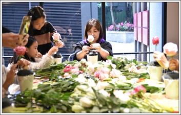 親子花藝體驗課程16